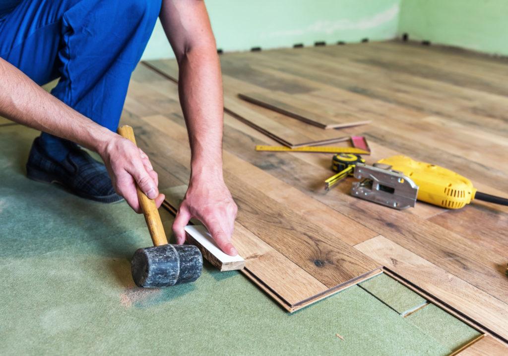 Richmond Stark flooring